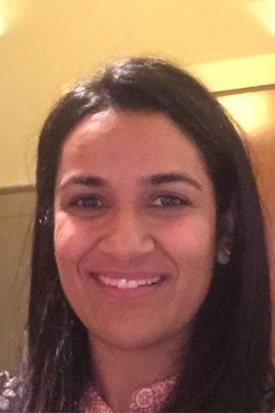 Kavita Nayar headshot