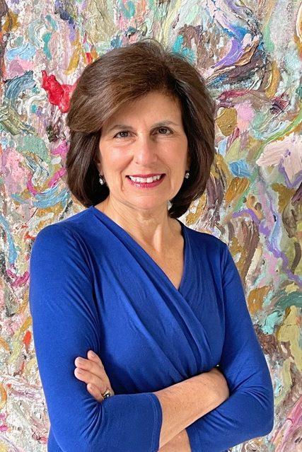 Laurene M. Sperling portrait